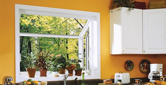 Garden Windows - Replacement Windows