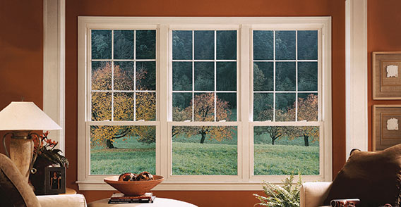 Sheffield Fusion-Welded Vinyl Replacement Windows